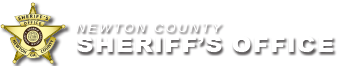 Newton County Sheriff's Office logo